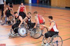 Red Rollers Cottbus gegen Stahnsdorf und Zwickau